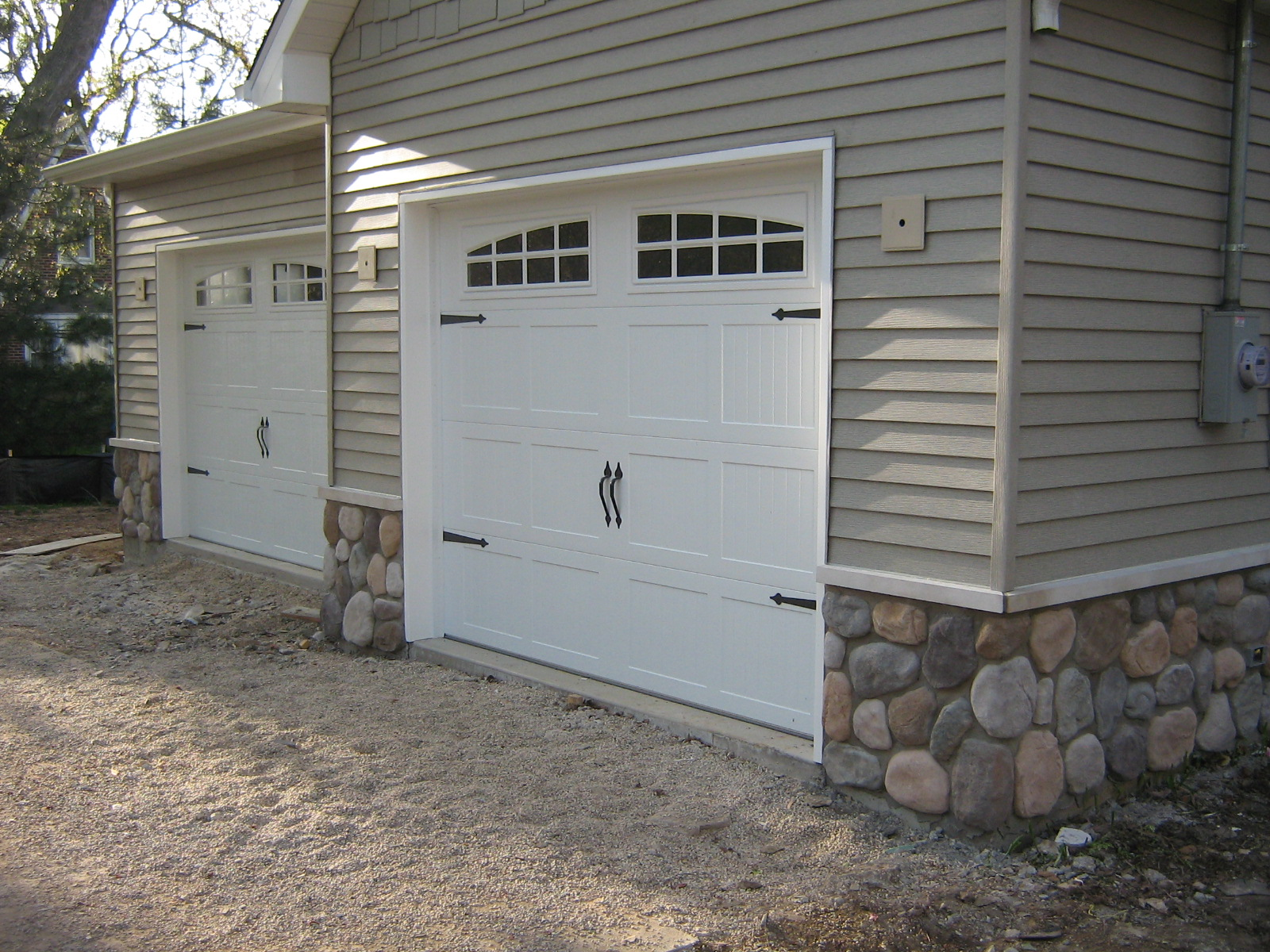 Custom Exterior Finishes