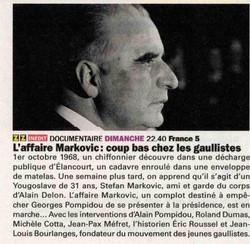 Presse Markovic TeleZ