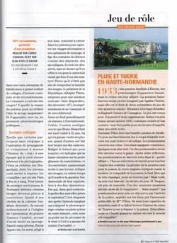 Critique Historia p2