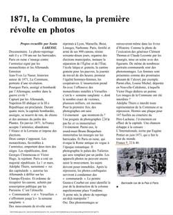 La Commune Ouest France