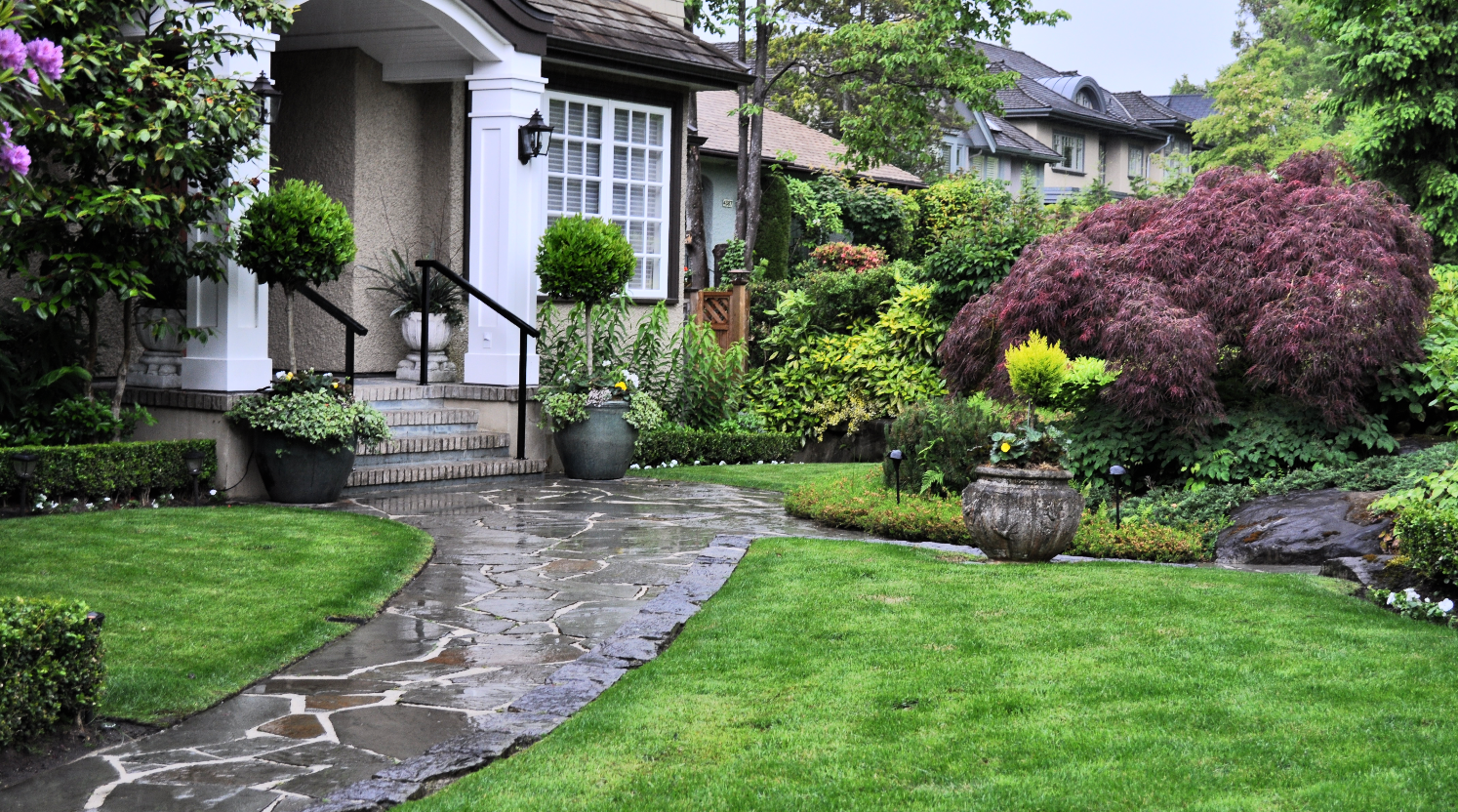 Vancouver Landscaping | Gardens