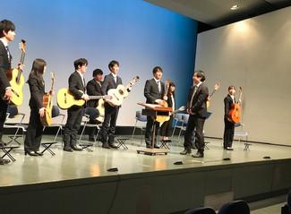 大東文化大学ギタークラブ第54回定期演奏会
