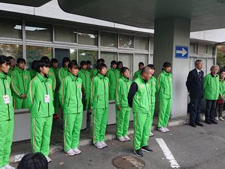 第37回全日本大学女子駅伝対校選手権大会応援