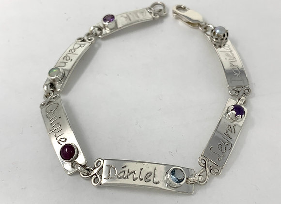 Birthdate Bracelet