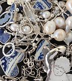 Aida de la Herran Jewellery hand made silver jewellery jewelry in Jersey