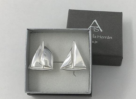 Sailing Ships Cufflinks
