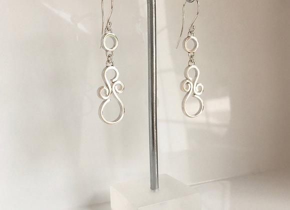 Denise's earrings