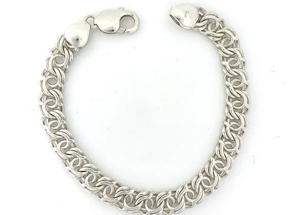 Garibaldi Sterling Silver Bracelet