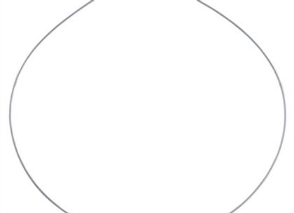 Omega Necklet 1.6 mm