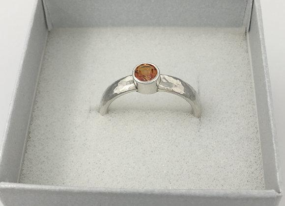Twilight Mystic Topaz Ring