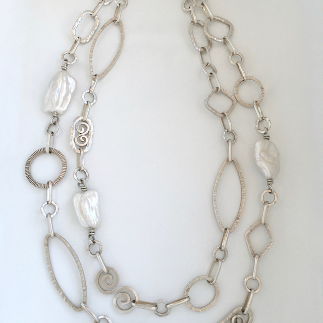 Hand Made Chains and Necklaces