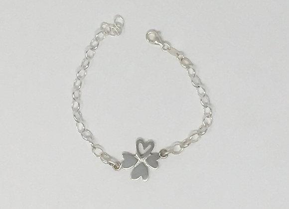 The Neil Hussey Heart Charity Bracelet