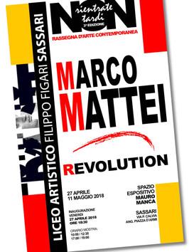"""Revolution, """"Non rientrate tardi"""" 2018"""