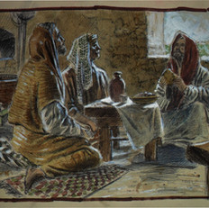 Bozzetto per altare