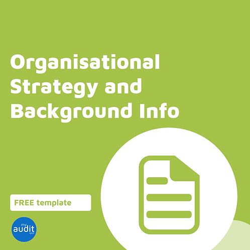 AP4 - Organisational Strategy and External Information