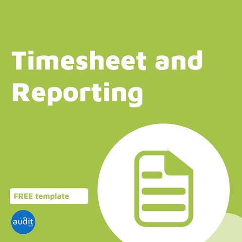 AFM11 - Timesheets and Reporting