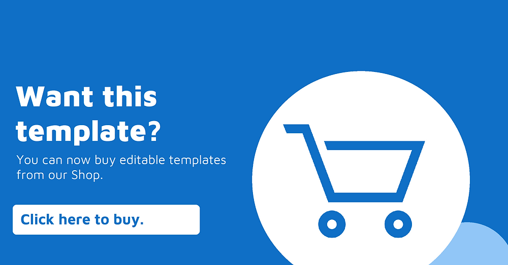 Editable versions of our internal audit templates can now be purchased via our online store. Click here to visit our Shop.
