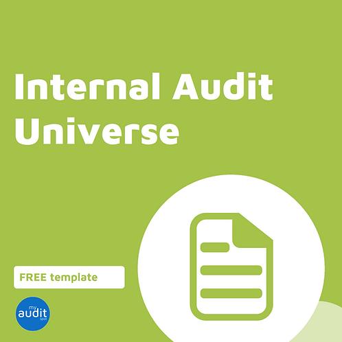AP3 - Audit Universe