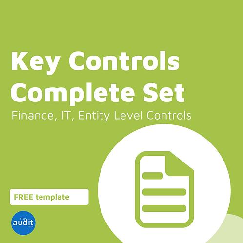 CC5 - Controls Program Set