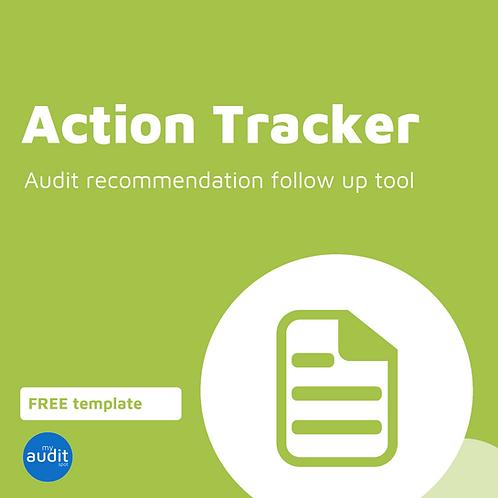 AFM6 - Action Tracker