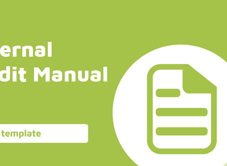 Internal Audit Manual Template