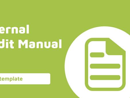Internal Audit Manual Template