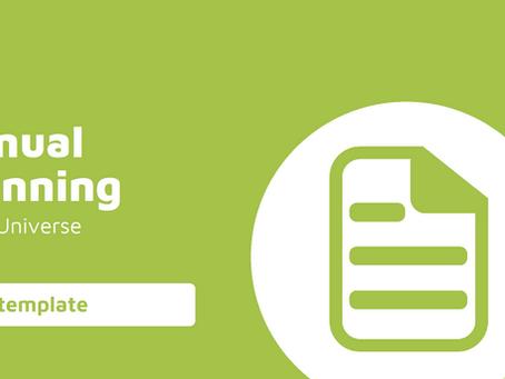 Annual Planning - Audit Universe