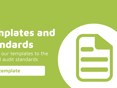 Aligning your internal audit templates with the Standards