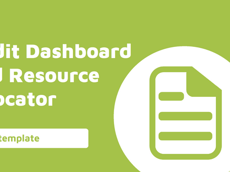 Annual Plan Dashboard and Resource Allocator