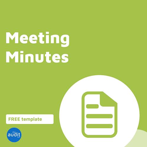 C2 - Meeting Minutes