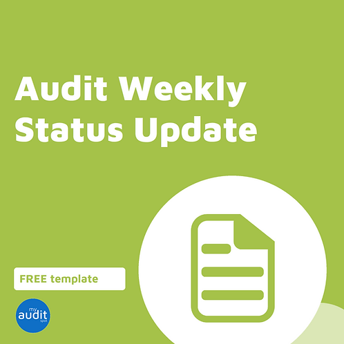 A4.2 - Weekly Audit Status Update