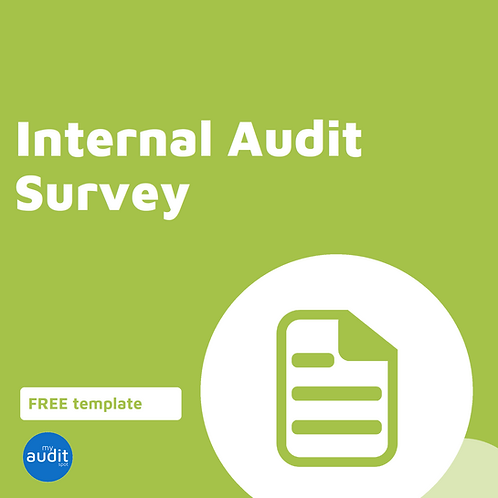 D7 - Internal Audit Survey