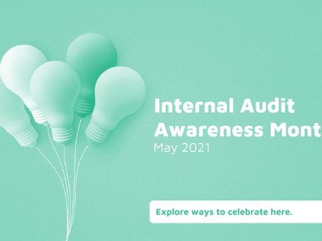 Internal Audit Awareness Month 2021