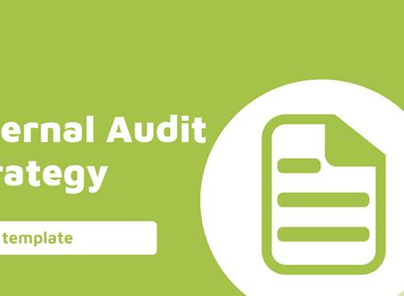 Internal Audit Strategy