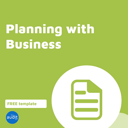 B4 - Planning with Business