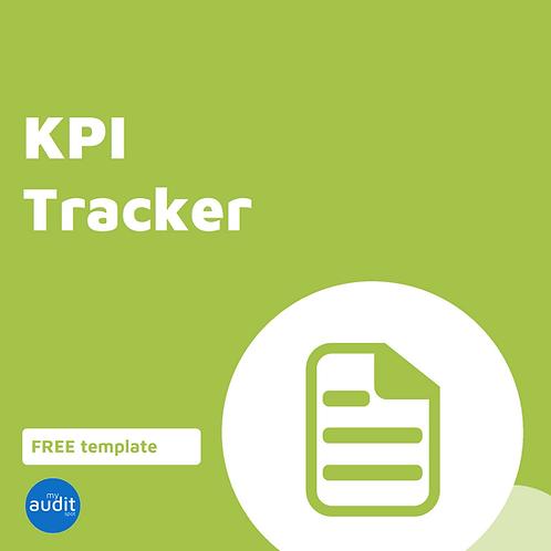 AFM10 - KPI Tracker