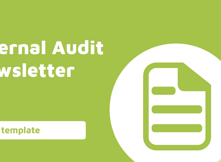 Internal Audit Newsletter