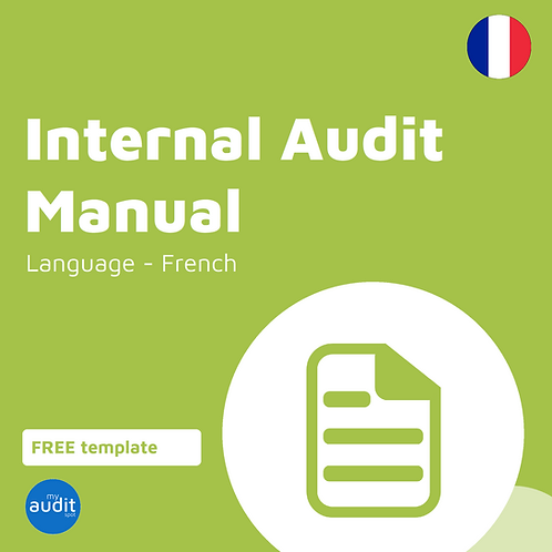 AFM4 - Internal Audit Manual - French