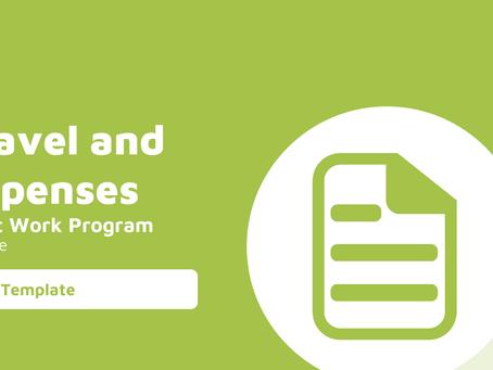 Travel and Expenses Audit Work Program