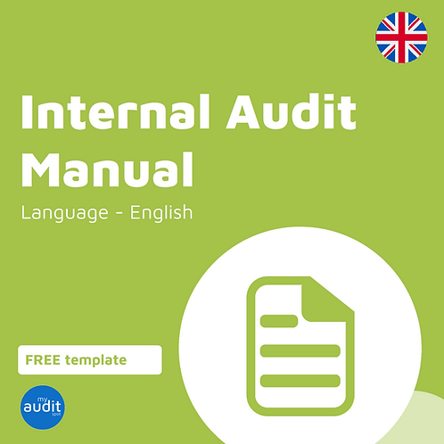 AFM4 - Internal Audit Manual - English