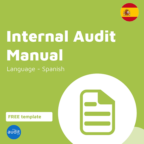 AFM4 - Internal Audit Manual - Spanish