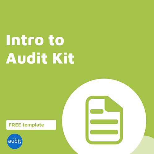 A4.1 - Intro to Audit Kit