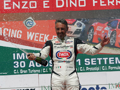 Campionato Italiano Prototipi - Imola Davide Uboldi Vince Gara 2