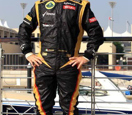 F1 Abu Dhabi - Davide Valsecchi domina i Rookie Test