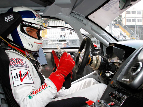Campionato Italiano Gran Turismo - Monza - Podio per Andrea Sonvico