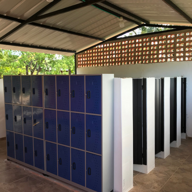 Lockers de seguridad