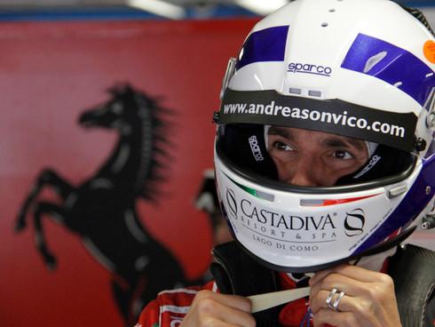 Blancpain Endurance Series - Monza - Andrea Sonvico a podio nella classe PRO-AM