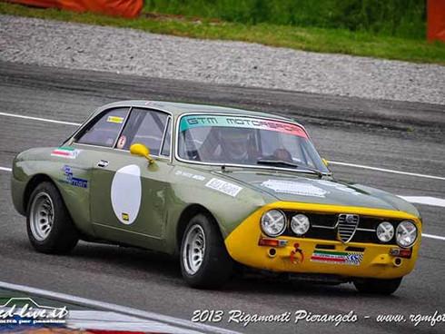 Autodromo di Monza - 61° Coppa Intereuropa