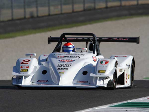 Campionato Italiano Prototipi - Mugello Davide Uboldi Vince Gara 1