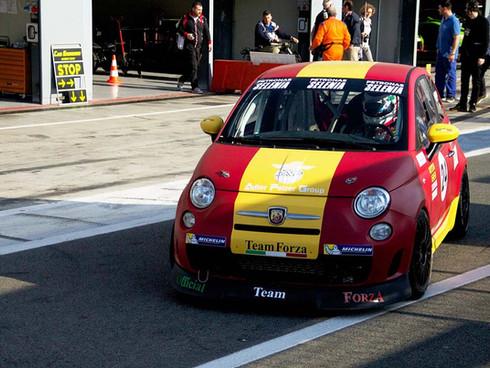 Monza - Trofeo 500 Abarth